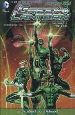 Green Lantern - The End Vol. 3 by Geoff Johns (2014, Paperback)
