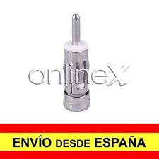 Adaptador de Antena ISO - DIN Radio Vehículo Coche Conversor a2541