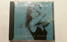 CELINE DION Love Can Move Mountains 6 Track Maxi CD USA  49K 74817