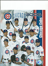 2006 CHICAGO CUBS 8X10 PICTURE MLB