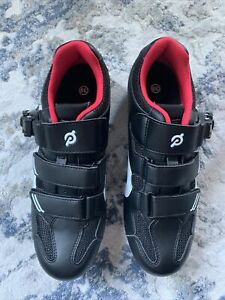 Peloton Cycling / Spin Shoes With Cleats - Size 39 Brand New Without Box