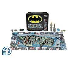 Batman 4D Mini Puzzle Gotham City (839 Teile)