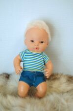 1975 Mattel Baby Brother Tender Love Boy Doll Anatomically Correct