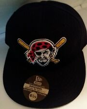 Pittsburgh Pirate Baseball Trucker Hat Cap New Fitted