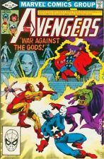 Avengers #220 VG 1982 Stock Image Low Grade
