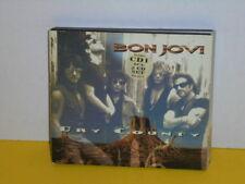 MAXI CD - BON JOVI - DRY COUNTY ( CD 1 + CD 2 )