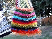LUNiQUE handmade crochet embellished bag Multi🌺🌼🌻