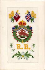 WW1 Regimental Silk. The Royal Berkshire Regiment by Gale & Polden.