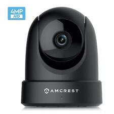 Amcrest 4MP UltraHD Indoor WiFi Security IP Camera Pan/Tilt Dual-Band IP4M-1051B