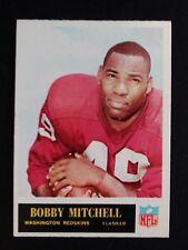 1965 Philadelphia Football Card # 191 Bobby Mitchell (HOF)