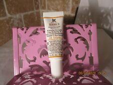 Kiehl's Line Reducing Dark Circle Vitamin C Eye Serum .1 oz Travel Size NEW!