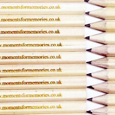 1000 Engraved Mini Golf Pencils - Business, Promotion, Personalised
