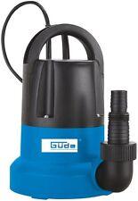 Güde Flachsaugerpumpe GFS 401 S bis auf 1mm pumpt ab 30 mm mit sensorschwimmer
