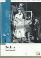 DVD BEDLAM BORIS KARLOFF COLLECTION RKO