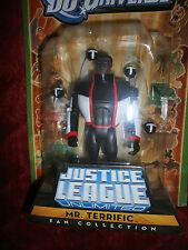 JUSTICE LEAGUE UNLIMITED  FAN COLLECTION  MR TERRIFIC  DC UNIVERSE