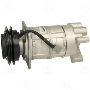 A/C  Compressor And Clutch- New   Four Seasons   58098