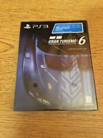 Gran Turismo 6 15th Anniversary Limited Edition Chinese Version Sony PS3, 2013