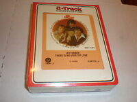 The Lettermen 8 TRACK There Is No Greater Love SEALED