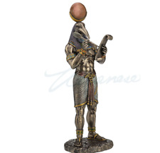 Thoth Egyptian God Of Knowledge Figurine Sculpture Statue