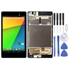 For Asus Google Nexus 7 2nd 2013 3G LCD Screen Touch Digitizer Frame BLACK