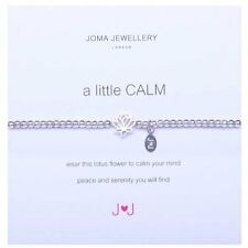 "Joma Jewellery Silver plated bracelet ""A Little Calm"""