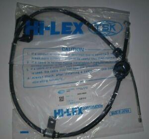 HI-LEX Japan Rear left Handbrake Cable for SUZUKI VITARA 1.9 DSL 54420-60A60 89-