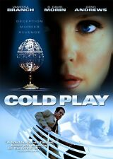 COLD PLAY VANESSA BRANCH D. DAVID MORIN NEW SEALED DVD W.S. FREE SHIPPING
