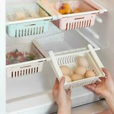 Kitchen & Refrigerator Partition Storage Rack -- Buy more save more
