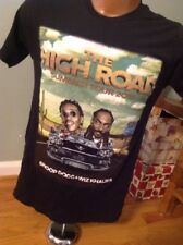 Merry Jane Presents Snoop Dogg & Wiz Khalifa: The High Road Tour Concert Shirt