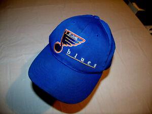 St. Louis Blues Vintage ANNCO NHL Hat Snapback YOUTH Children Kids
