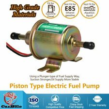 1-2A 12V Universal 4-7 PSI Diesel Inline Low Pressure Electric Fuel Pump FD0002