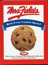 Mrs. Fields Best Cookie Book Ever - 200 Cookie and Dessert Recipes