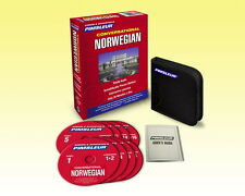 New 8 CD Pimsleur Learn to Speak Norwegian Language (16 Lessons)