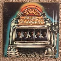 RON BANKS and the DRAMATICS_THE DRAMATIC JACKPOT_VINYL LP