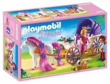 PLAYMOBIL - Royal Couple With Carriage 6856