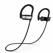 Bluetooth Sport Earbuds V4.1 Metal with Mic For iPhone/Huawei/Samsung