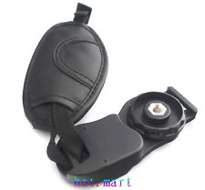 Camera Wrist Strap Leather Hand Wrist Grip Strap For Nikon D90 D7000 D5300 D3300