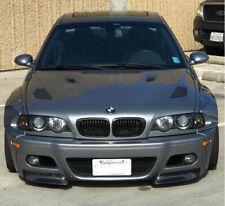 BMW 3 E46 M3 COUPE PANDEM STYLE WIDE FENDERS ARCHES 6PCS