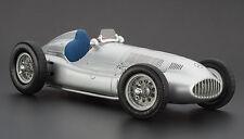 CMC 1:18 1934 Mercedes Benz W25 Eifel Race Silver Arrow M-033 Brauchitsch NIB!