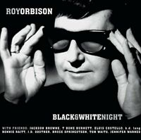 Roy Orbison - Black and White Night [CD]