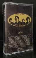 The Beatles - Love Songs Cassette 1986 Capitol Stereo RE Clear Shell 4X2B-11711