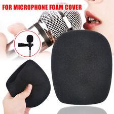 1x Mini Mikrofon Sponge Cover Headset Mic Abdeckung Windschutzscheibe