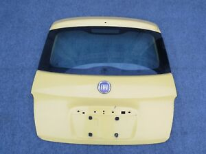 2012-2016 FIAT 500 OEM Rear Tail Gate Deck Trunk Lid