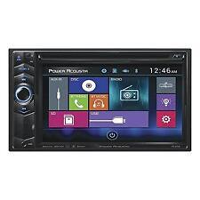 NEW Car Audio Media CD DVD.Unit.Dual Din.Amplifier Reciever.Remote.FM.AM.SD Slot