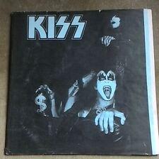 Kiss Ego's at Stake Rare vinyl live at Wembley London 1980