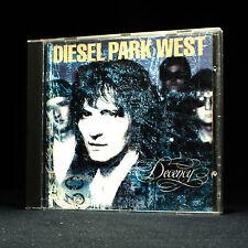 Diesel Park West - Decency - music cd album