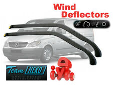 MERCEDES VITO  2003 - ON  Wind deflectors  2.pc  set HEKO   23218