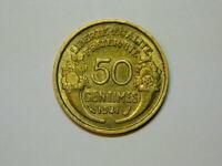 50 Centimes MORLON 1941 SPL (EB90031)