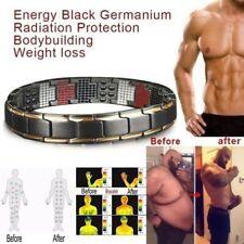Bracelet magnétique sain torsadé pour les femmes aimants santé énergie Bio