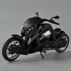 Diecast Motorcycle Model Toy 1:12 Yamaha V-REX Replica With Sound & Light